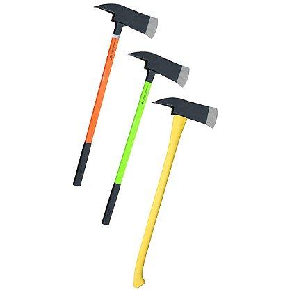 Leatherhead Tools: 36 in. Pick Axe, Fiberglass Handle