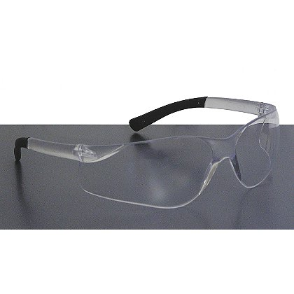 PIP Bouton Zenon Z13 Eyewear, Polycarbonate Lens with Rubber Tips, Molded Nose Bridge