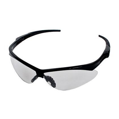 PIP Bouton Anser Eyewear, Polycarbonate Lens, Anti-Scratch, Radiused Temples with Rubber Tips, Soft Rubber Nosepiece