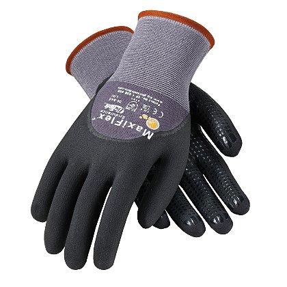 PIP G-Tek Maxiflex Endurance Glove, Micro-Foam Nitrile Coated Palm, Box of 12