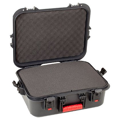 Plano: Extra Large All Weather Pistol/Accessory Case with Pluck Foam