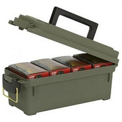 Plano OD Green Shot Shell Ammo Box