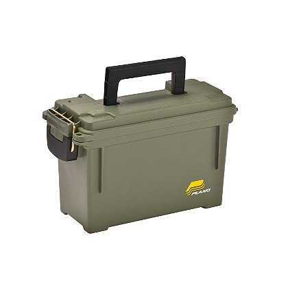 Plano OD Green Ammo Canister
