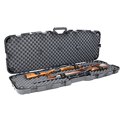 Plano Pro-Max Double Scoped Rifle PillarLock Gun Case