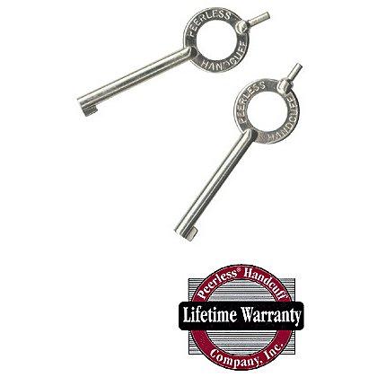 Peerless Standard Handcuff Key