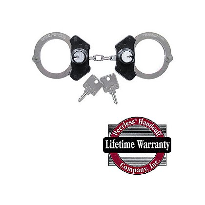 Peerless: Model 710 High Security Chain Handcuffs