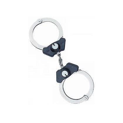 Peerless: Model 7030HS High Security Chain Handcuff, Oversized
