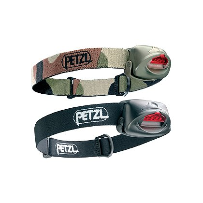Petzl: Tactikka Plus Headlamp, 110 Lumens