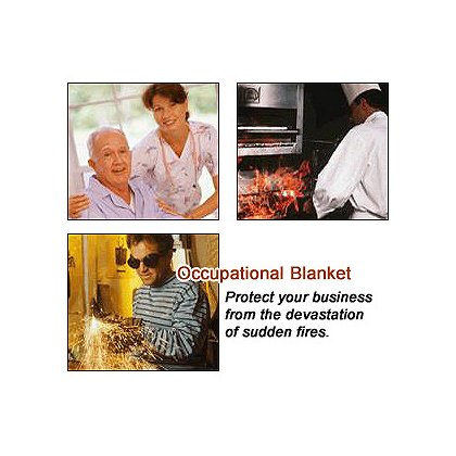 Kovenex Rapid Response Occupational Blanket, (7oz, 58