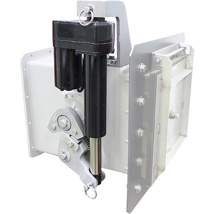 Zico: 2070 Quic-Flow Dump Valve Complete Electric Actuator Assembly