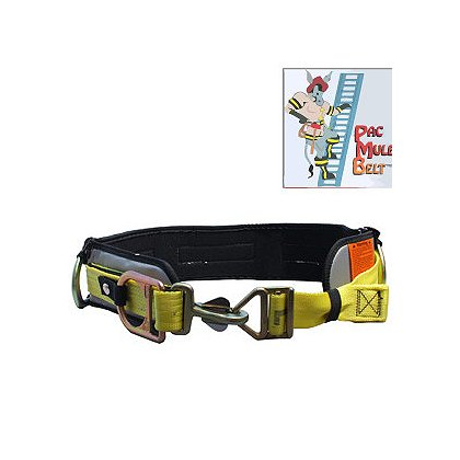 PacMule: Ultra Quick Release Truckmans Belt