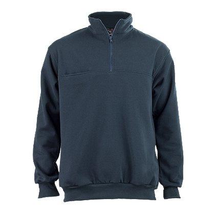 R-Heroes: Job Shirt, Fleece Comfort Collar, 1/4 Zip