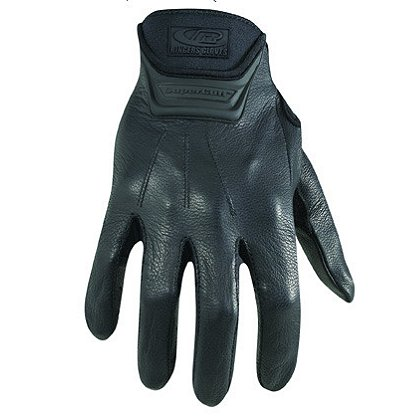 Ringers Duty Leather Glove, Black
