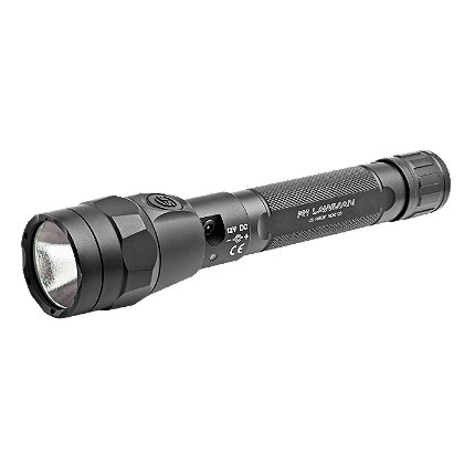 Surefire R1 Lawman Rechargeable Flashlight 4 Volt, Multiple Output 15/30/1000 Lumens