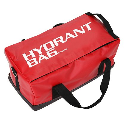 R&B Fabrications Red Vinyl Hydrant Bag