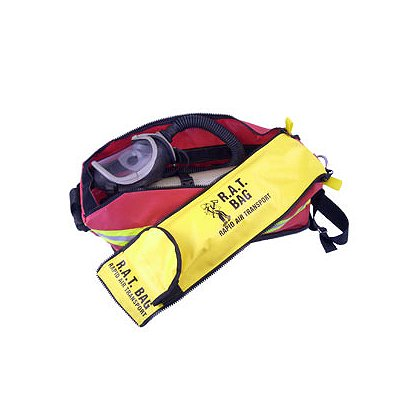 R&B The R.A.T. (Rapid Air Transport) Bag w/Tool Pocket and Carabiner