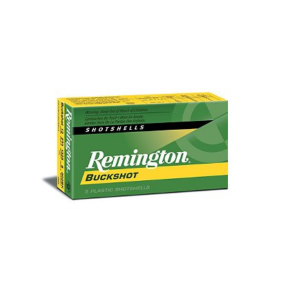 Remington Express 12 Gauge Buckshot, Case of 250