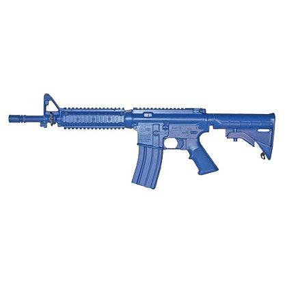 Ring's: M4 COMMANDO Flat Top Closed Stock, Quad Rail Bluegun Firearm Simulator