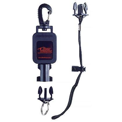 Gear Keeper Mini Gear Keeper Snap Clip Mount Flashlight/Tool pack