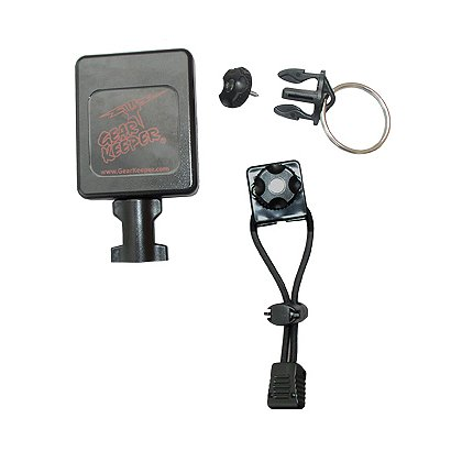 Gear Keeper: Large Right Angle Flashlight Retractor & Stabilizer Kit