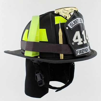 Rubber Helmet Band