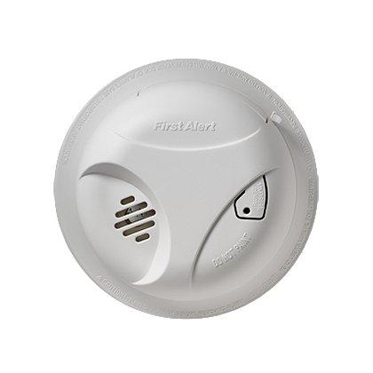 First Alert 9V Lithium Battery Smoke Detector