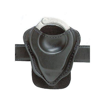 Safariland: Model 590 Handcuff Pouch, Paddle, Plain Finish, Black