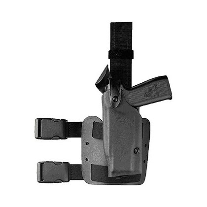 Safariland: Model 6004 SLS Tactical TASER Holster, Left Hand Cross-Draw