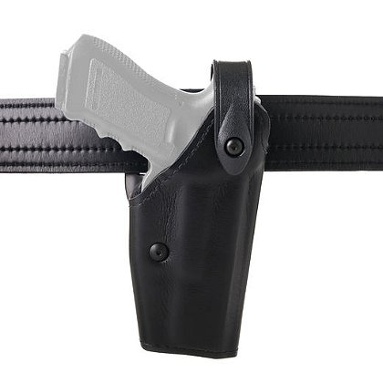 Safariland Model 6280 Level II Retention Mid-Ride SLS Duty Holster