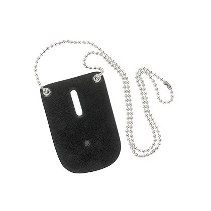 Safariland: Model 7352 Shield Badge Holder with Neck Chain