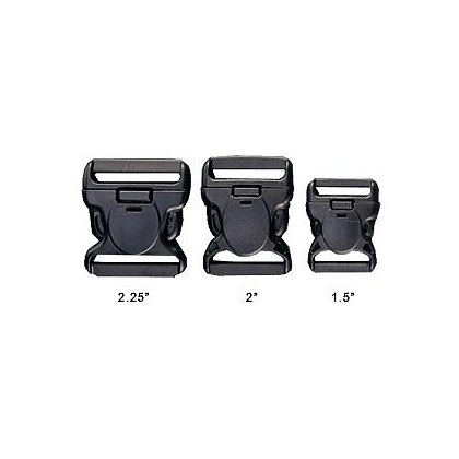 Safariland: Model B4305 3X Triple Locking Replacement Buckle