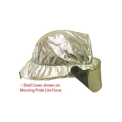 GSP: Aluminized Helmet Shell Cover for Modern Helmets