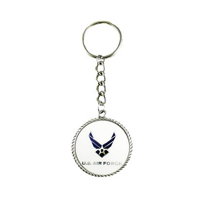 Son Sales, Inc. US Air Force Sublimated Key Ring