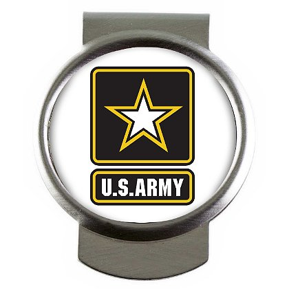 Son Sales, Inc. US Army Sublimated Money Clip