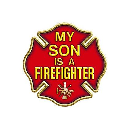 TheFireStore My Son is a Firefighter, Maltese Cross, 4