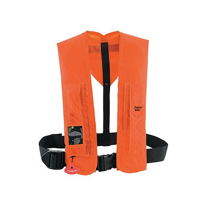 Stearns: Ultra 1F Inflatable (Manual/Auto) Vest
