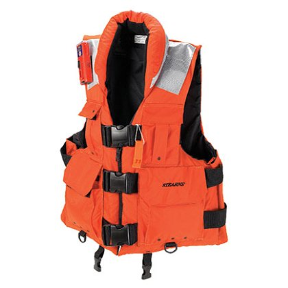 Stearns Type III Search & Rescue (SAR) Vest, Orange