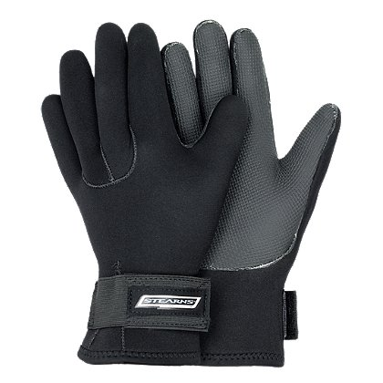 Stearns: Neoprene Cold Weather Gloves