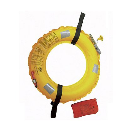 Stearns Man Overboard Auto Inflating Life Ring
