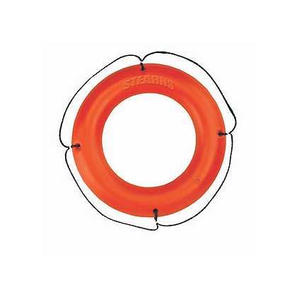 Stearns Ring Buoy, Orange