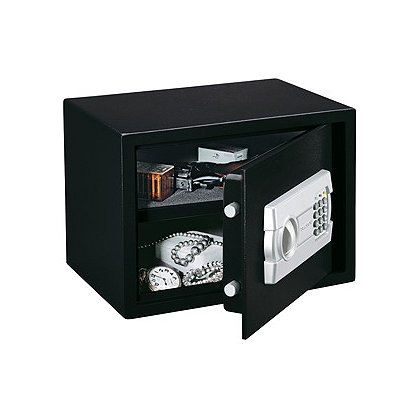 Stack-On: PS-514 Strong Box Personal Safe, Electronic Lock