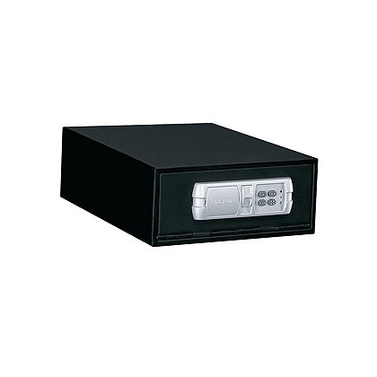 Stack-On QAS-1304 Low Profile Quick Access Safe with Removable Mounting Plate, Electronic Lock