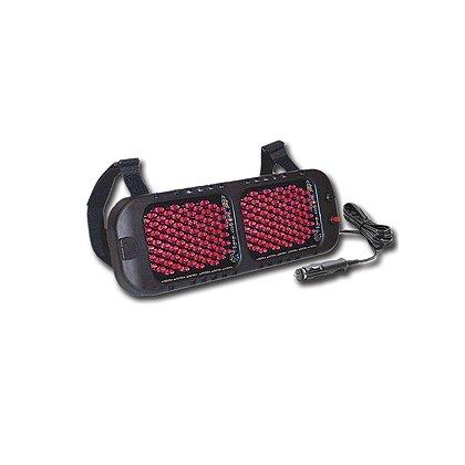 signal vehicle products star visor ii led visor light. Black Bedroom Furniture Sets. Home Design Ideas
