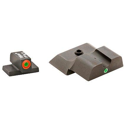 AmeriGlo Smith & Wesson M&P Tritium Pro i-dot Sight Set for M&P Shield