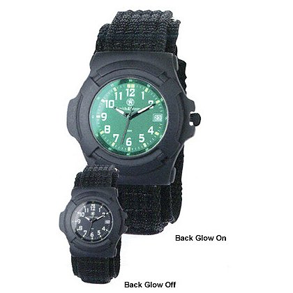 Smith & Wesson: Lawman Glow Watch