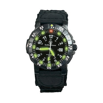 Smith & Wesson Tritium Tactical Watch