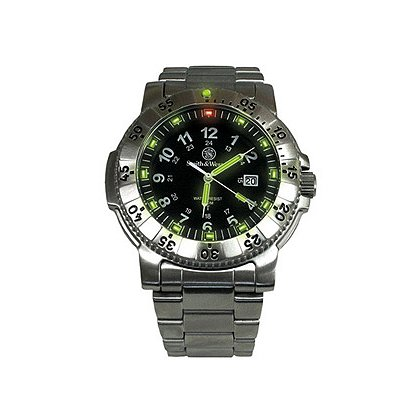 Smith & Wesson Tritium Aviator Watch