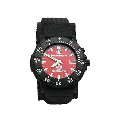 Smith & Wesson: Firefighter Watch