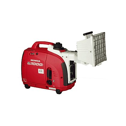 Tele-Lite Lamp Unit with Honda Generator, 500W Lamp, 1.8HP Engine