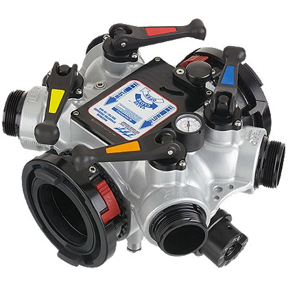 Task Force tips Legacy Five Way Valved Manifold 5